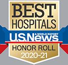 UCLA Health hospitals rank #1 in Los Angeles and California, #4 nationally